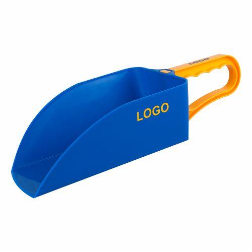 miarki.net - łopatka szufelka 2 kg z logo kolorowa